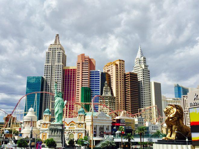 Newyork Newyork in Vegas