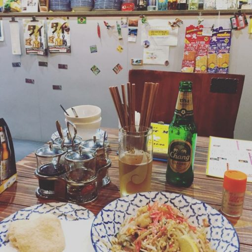 八代市タイ料理屋コップンカー食堂