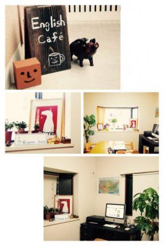 English Cafe classroom/教室