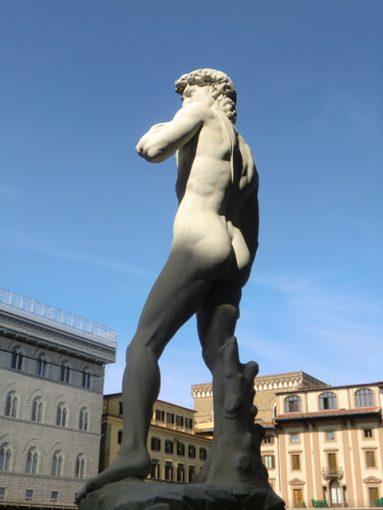 イタリア ダビデ像
