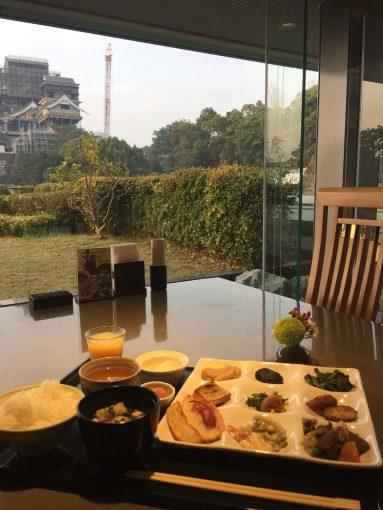 KKRホテル朝食