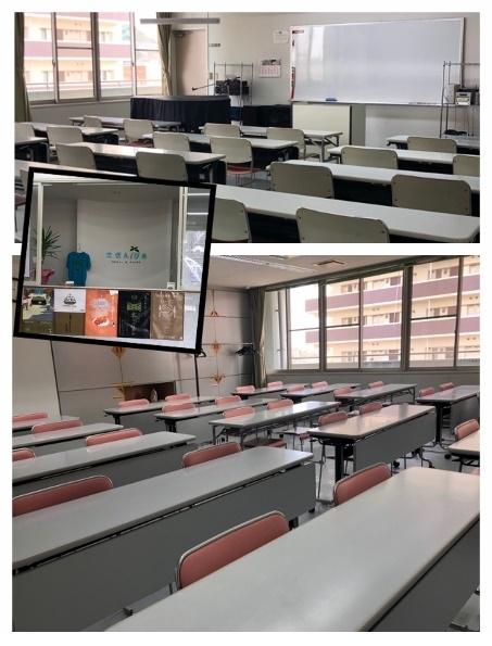 さざんぴあ 3階 第一教室
