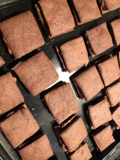 手作りショコラクッキー